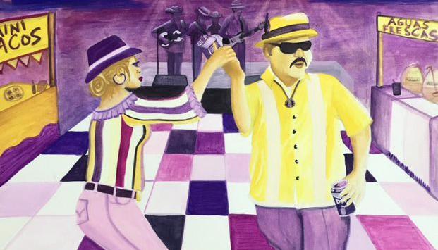 Tejano Conjunto Festival poster contest winner named