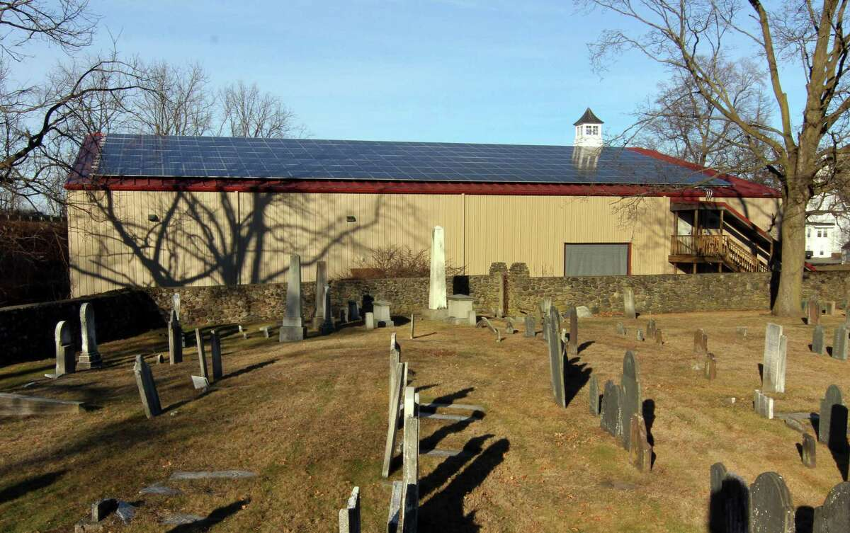 Sterling House hosting a Solar PV array project dedication at Erin's Gym, pictured, in Stratford Jan. 9, 2020.