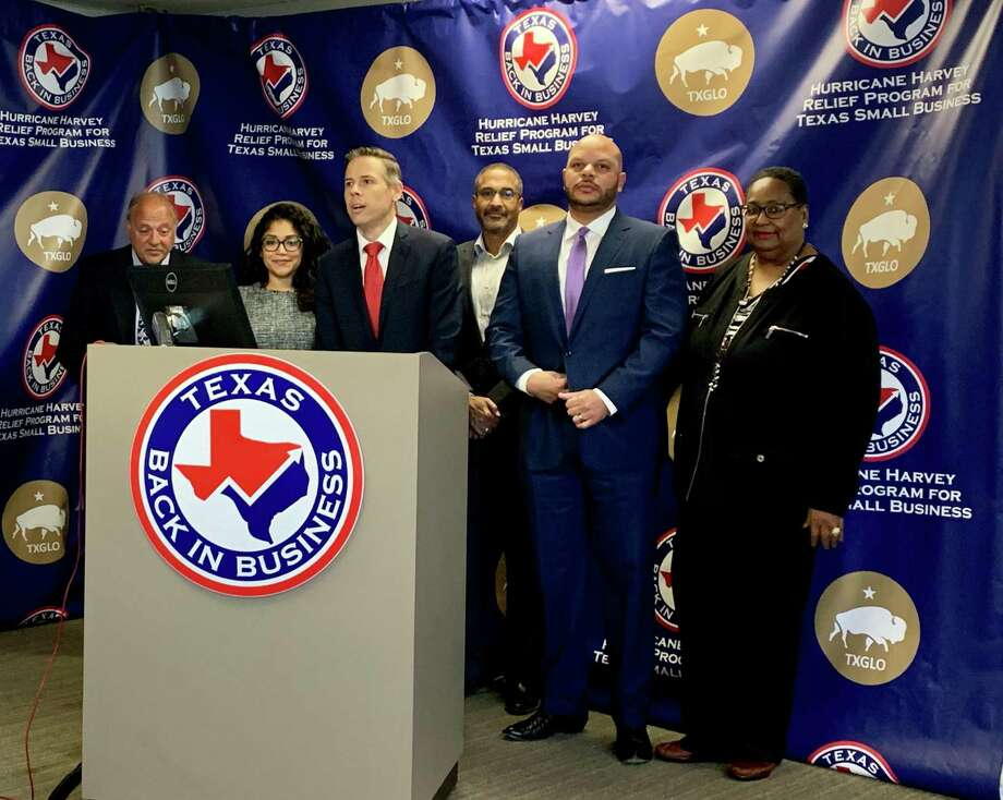 Texas Back in Business, funded by the U.S. Department of Housing and Urban Development's Community Development Block Grant for Disaster Recovery, is accepting applications until March 2 for the federally-funded program that awards between grants to qualified small businesses affected by Hurricane Harvey. Photo: Courtesy / Courtesy Photo