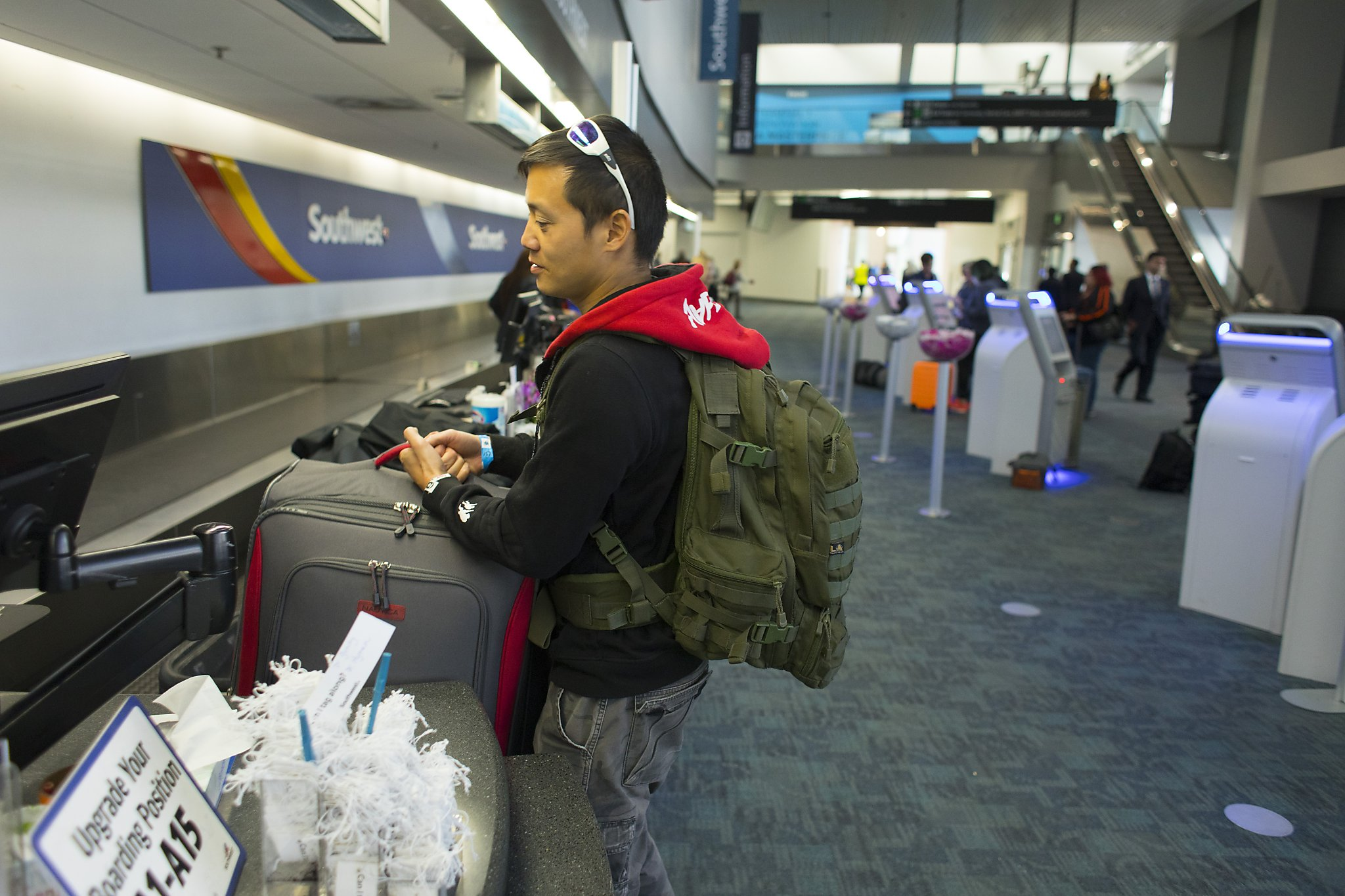 Coronavirus: As Wuhan evacuees released from Bay Area base, one traveler recounts his experience