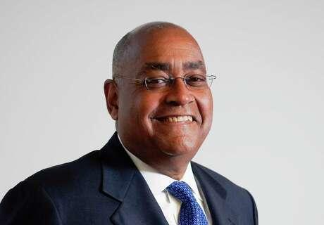 Rodney Ellis, candidate for County Commissioner, Precinct 1.