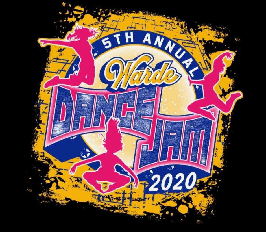 The logo for the 2020 Warde Dance Jam. Photo: / Courtesy Of Tracy Kolarich