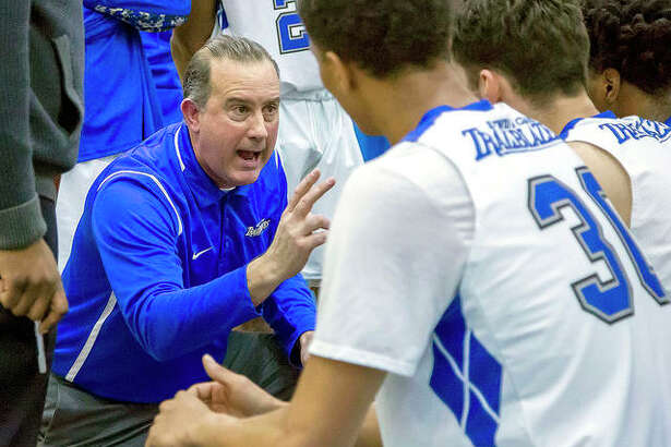 LCCC coach Doug Stotler's Trailblazers knocked off rival Southwestern Illinois College 93-81 Wednesday night at the River Bend Arena.