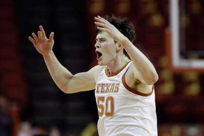 Will Baker Rains 3s On Tcu As Texas Snaps 4 Game Losing Streak Expressnews Com
