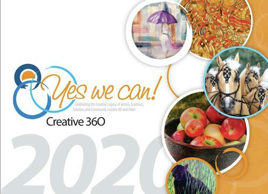 Friday, Feb. 21: Yes We Can! Exhibit opening reception is set from 7 to 8:30 p.m. in Creative 360 gallery, 1517 Bayliss St, Midland. Enjoy an evening of art, wine, hors d'oeuvres and conversation in celebration of the art of Great Lakes Bay artists who are 80 and older. (Photo provided/Creative 360)