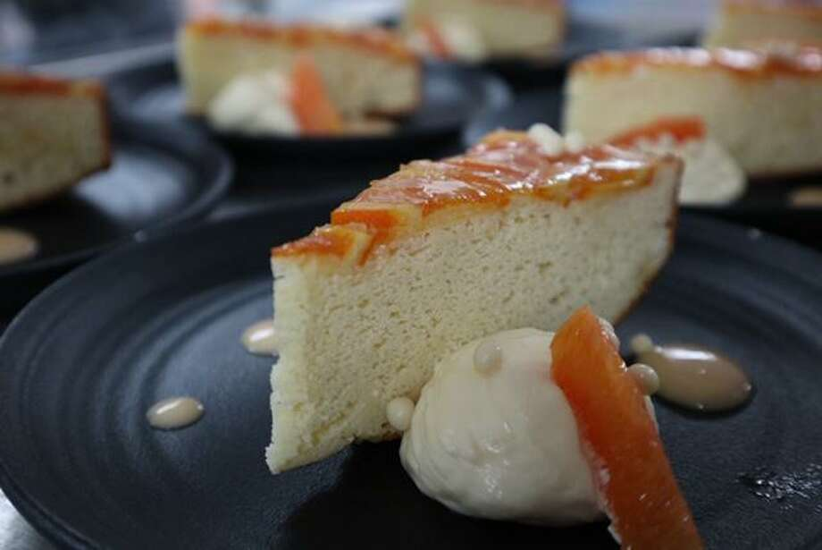 Upside Down Citrus Cake at Terreno in Hartford. Photo: InGroup Creative / Contributed Photo