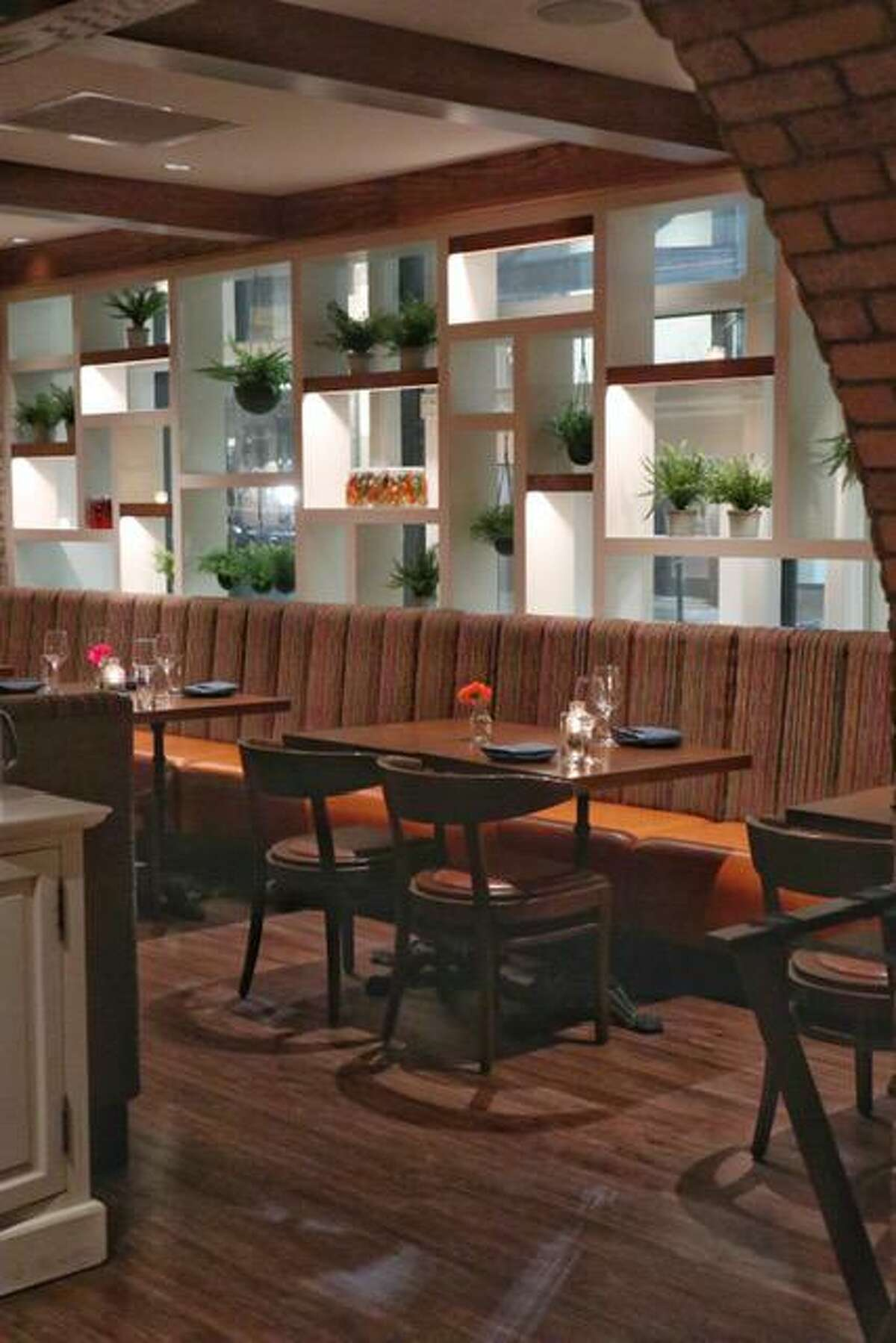 The interior of Terreno in downtown Hartford.