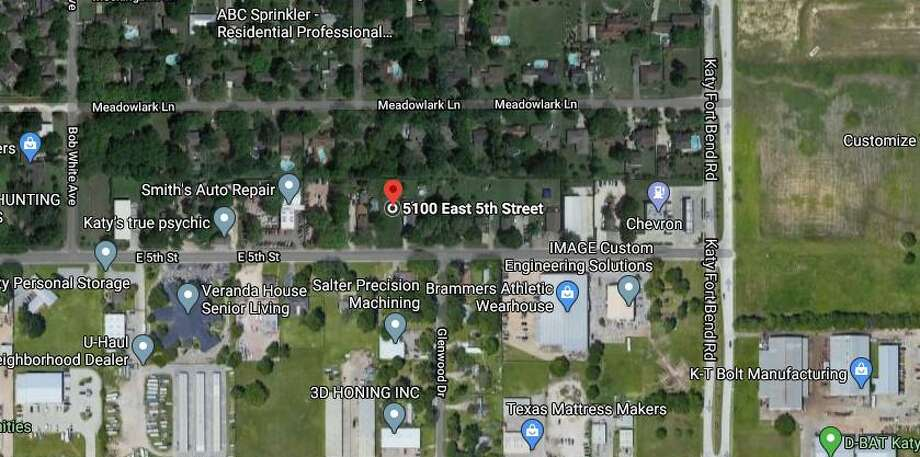 A pedestrian was struck and killed at the 5100 block of East Fifth Street. Photo: Google Maps