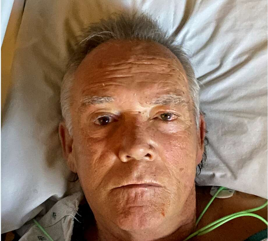 Ricky Fay Stokes, 64, was shot after he allegedly pulled a gun on deputies who were attempting to arrest him Wednesday evening on the Northeast Side. Photo: Bexar County Sheriff's Office