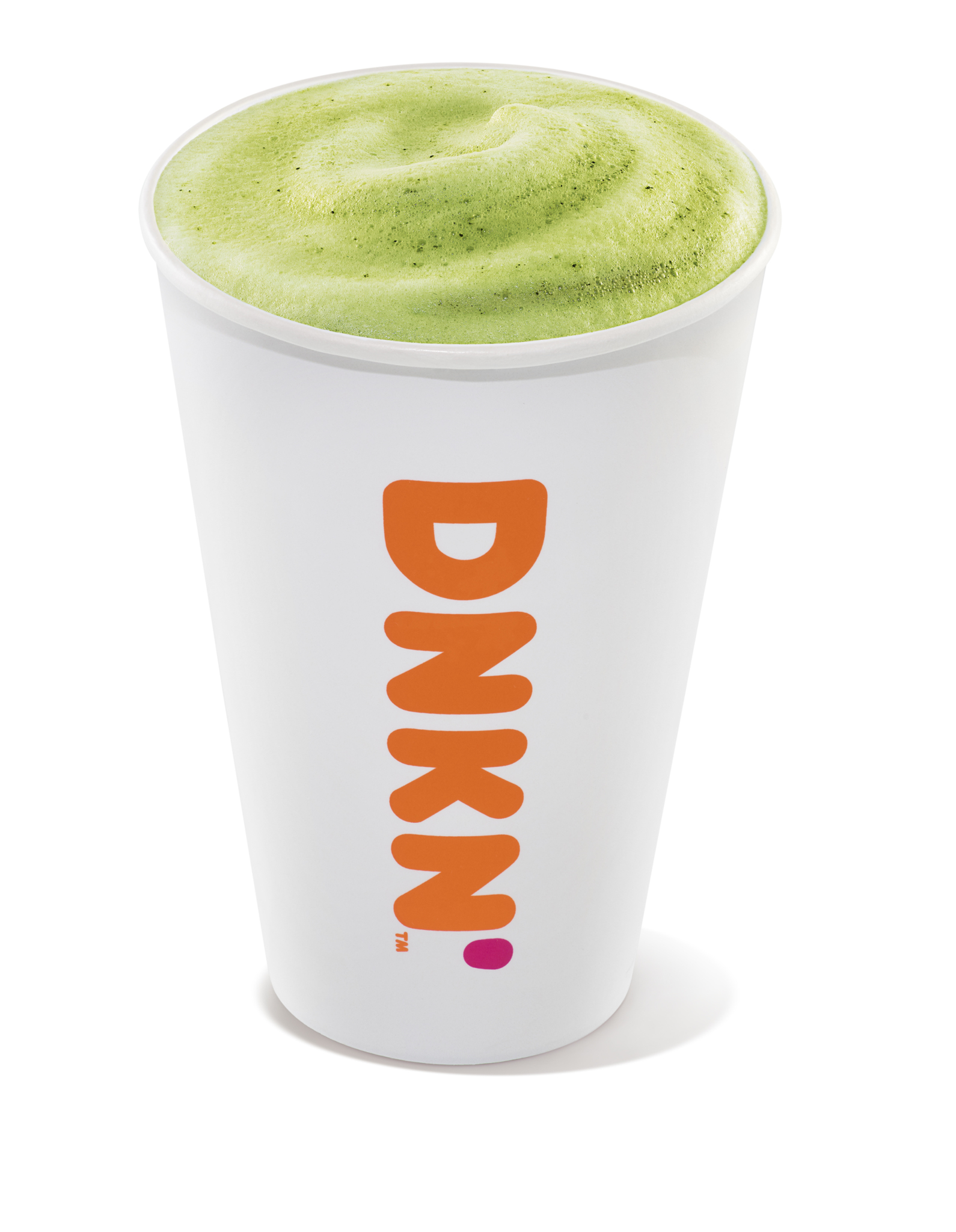 Dunkin' unveils new matcha lattes this month