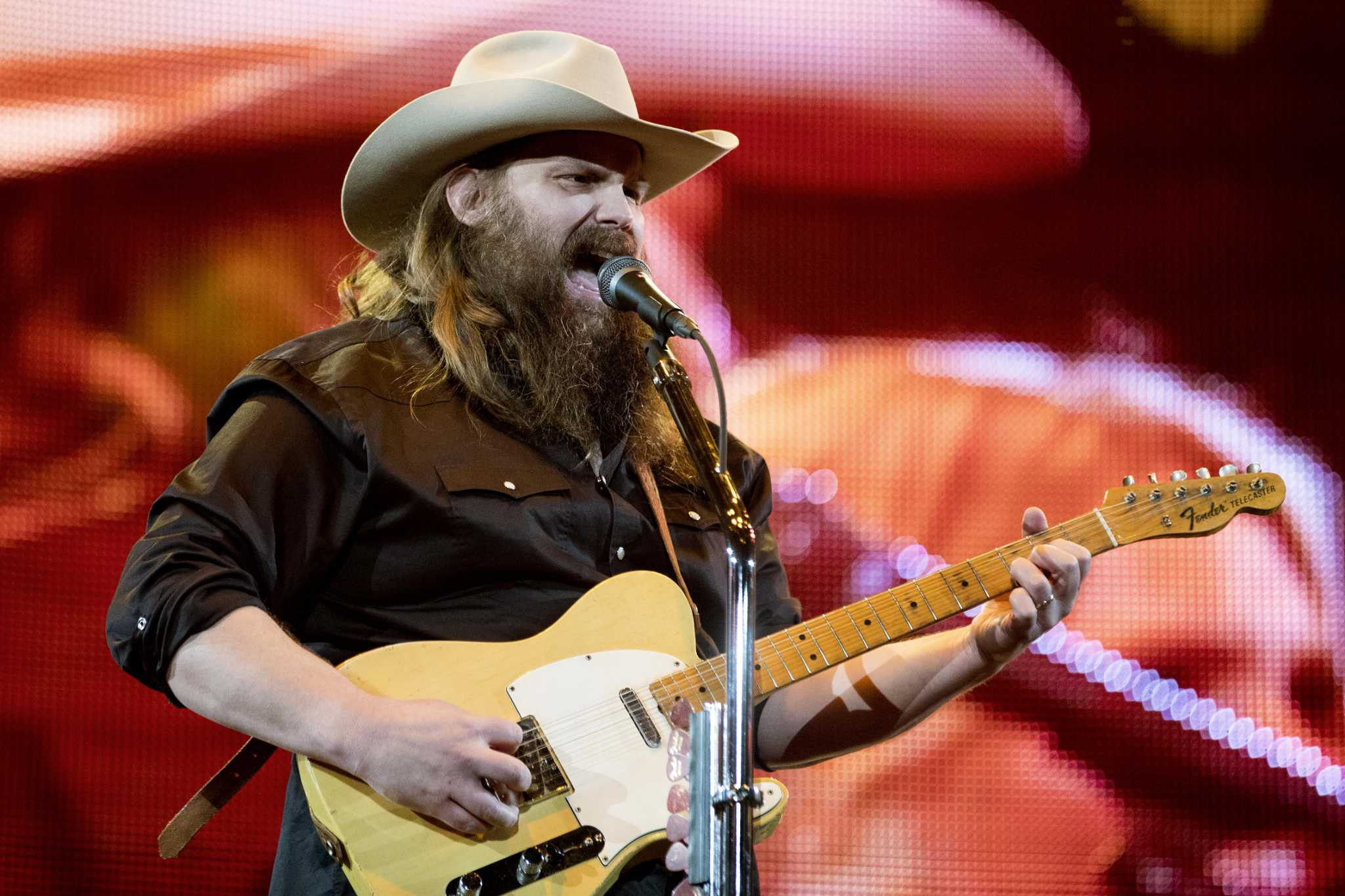 March 19: Chris Stapleton goes for a fourth triumph at RodeoHouston