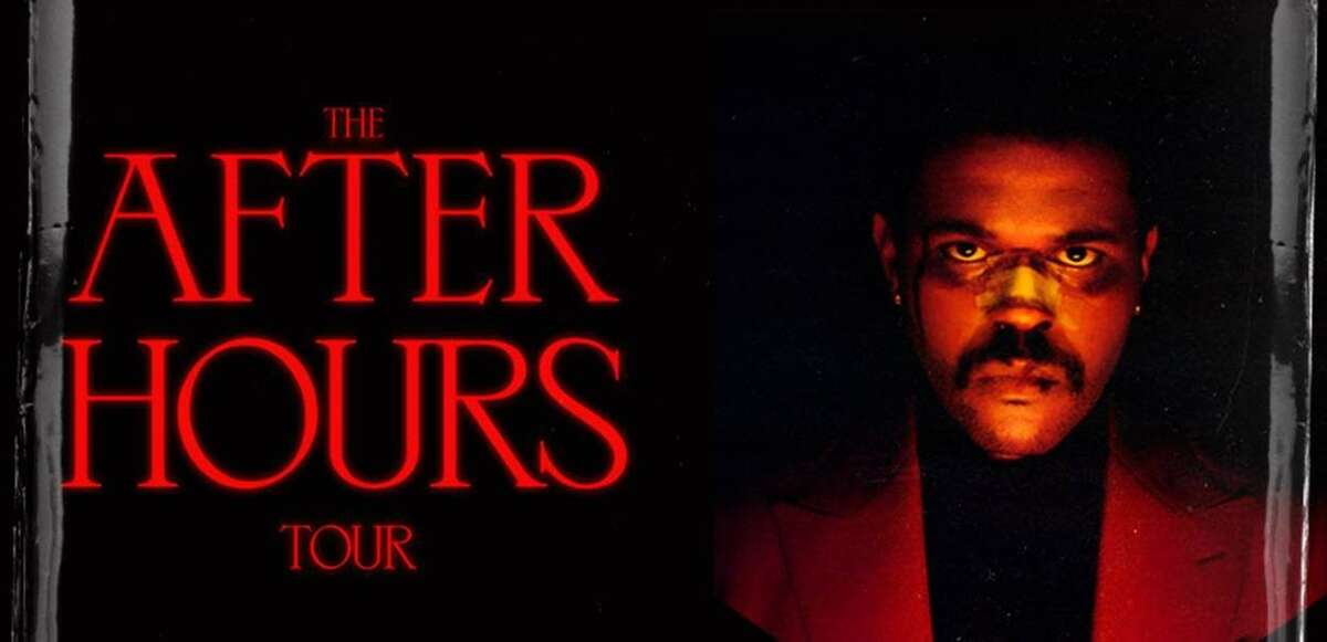 """""""The After Hours Tour"""" is stopping in the Alamo City on Aug. 19. The 57-date tour is going to have the most LED lights and video for an arena show, according to a news release. The concert is being touted as """"a state-of-the-art production and one of the most innovative stage designs to date."""""""