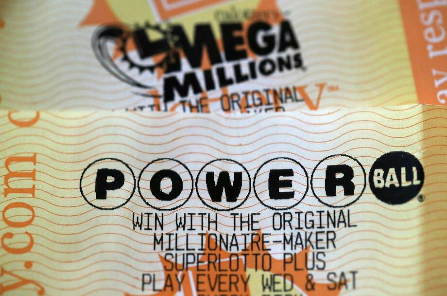 A Powerball ticket purchased in San Leandro won $7 million for some lucky lottery player. (Feb. 20, 2020.) Photo: Justin Sullivan/Getty Images / 2018 Getty Images