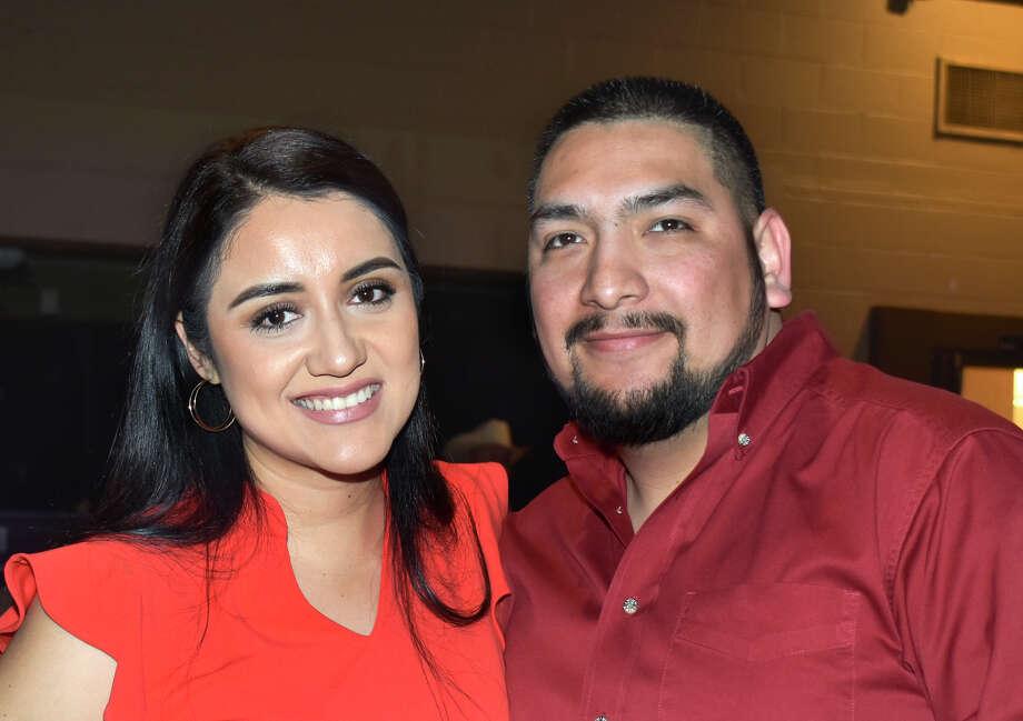 The Laredo public danced the night away to the music of Ricky Naranjo and Los Gamblers at Casablanca Ballroom. Photo: Diana Garro/Laredo Morning Times