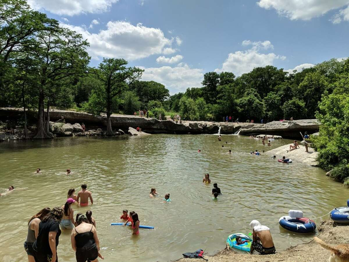 McKinney Falls State Park5808 McKinney Falls Parkway, Austin, TexasThings to do: Fish and swim in Onion Creek, hike or bike on 9 miles of trail, picnic and camp at 81 different campsites.Brent L's review: