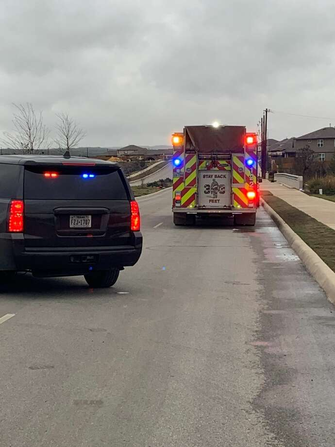 A 10-year-old girl died after she was hit by a car while riding her bicycle to school Thursday morning on the far West Side, according to the Bexar County Sheriff's Office. Photo: Taylor Pettaway