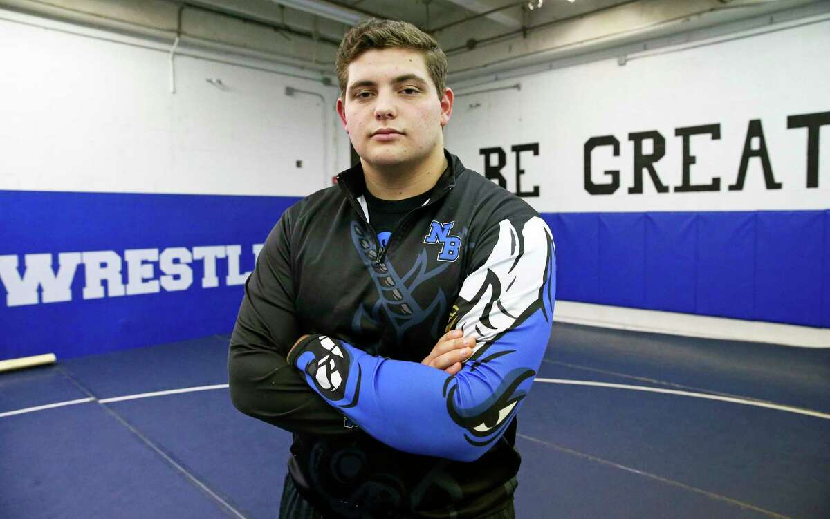 New Braunfels High School senior George Marsh has gone 123-10 in his wrestling career and he hasn't lost since an overtime defeat in the state final in 2019.