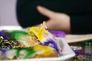 King cake is all the rave as Mardi Gras celebrations commence. Keep clicking for some of Seattle's other popular bakeries and what they're known for.