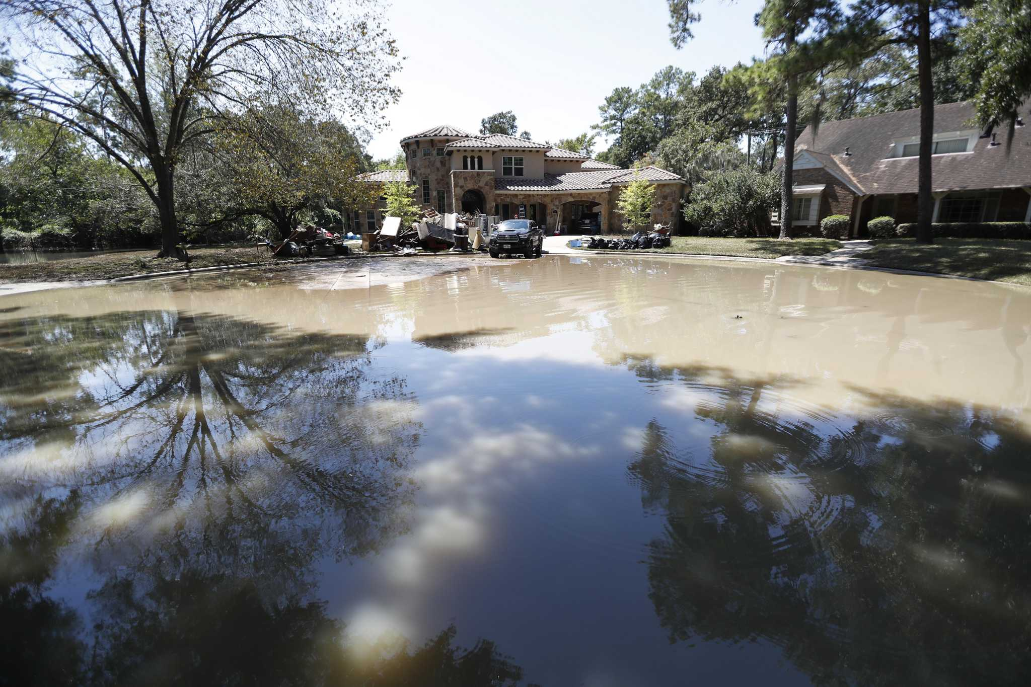 They both sued the Army Corps after Harvey flooding in Houston. So why did only one win?