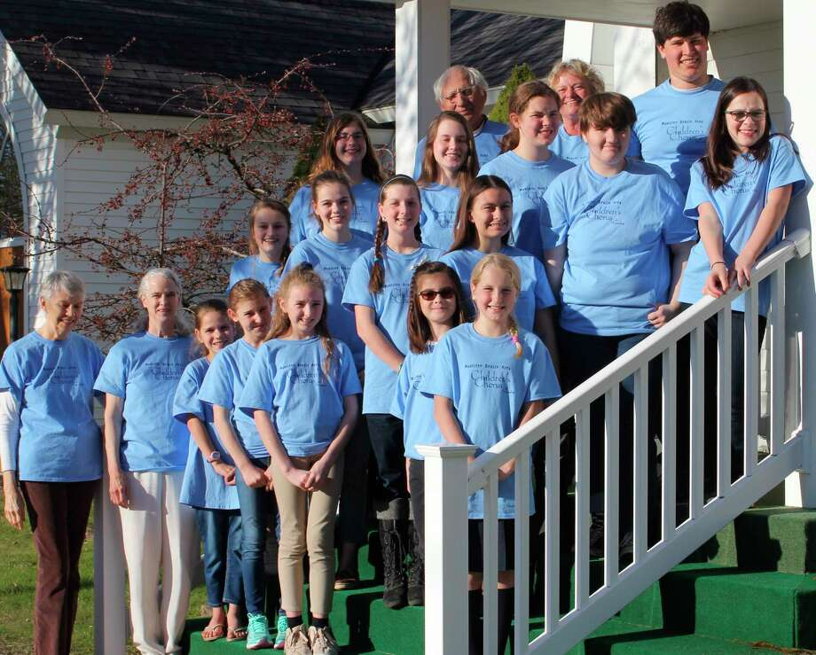 The Manistee Benzie Area Children's Chorus soon will being its 15th season under the direction of Joy Smith. Registration will be held from 4:30-7 p.m. on Feb. 24 and 25 by appointment. (Courtesy photo)