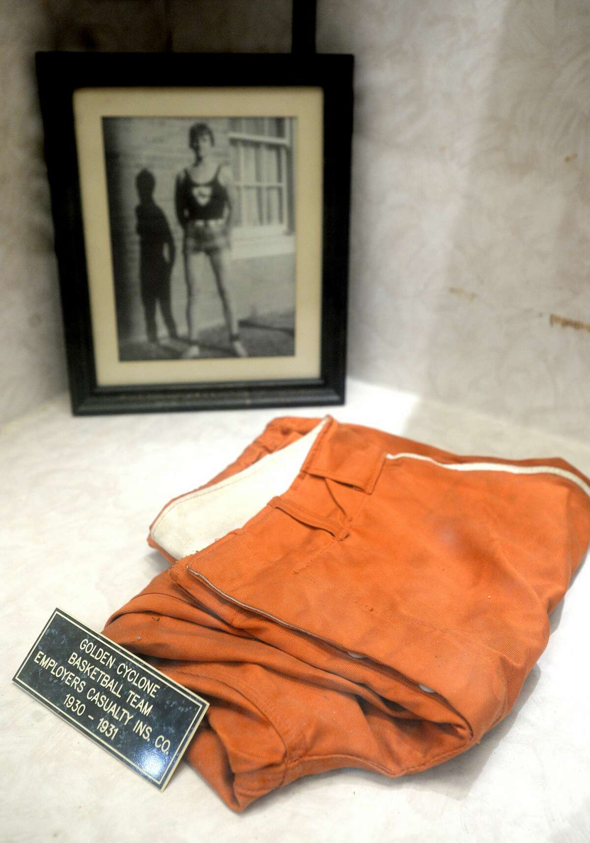 """Southwest Museum Services will undertake renovations of the Babe Zaharias Museum, which is dedicated to local pro golf star """"Babe"""" Mildred Didrikson Zaharias. Exhibits throughout the museum showcase her prodigious athletic talent, early life, personal life and more. Photo taken Thursday, February 20, 2020 Kim Brent/The Enterprise"""