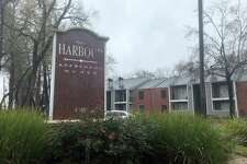 The Harbour Apartments is a residential complex and series of town homes at 4040 Crow Road in Beaumont.