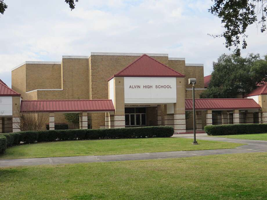 A staff member at Alvin High School is being investigated for  inappropriate conduct with a student, according to Alvin ISD. Photo: Alvin ISD
