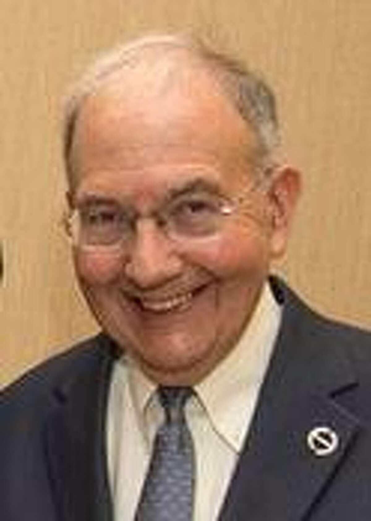 Senate President Pro Tempore Martin M. Looney, D-New Haven