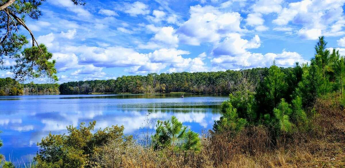 """April 20, 2020: Texas state parks will be reopened. Abbott added that visitors will not be allowed to gather in groups larger than five people and must maintain social distancing. Park visitors will be required to wear protective masks. """"Your physical and mental health are important especially in times like these. Going to parks is an effective way to address those needs, so state parks will be reopened beginning this coming Monday,"""" Abbott said."""