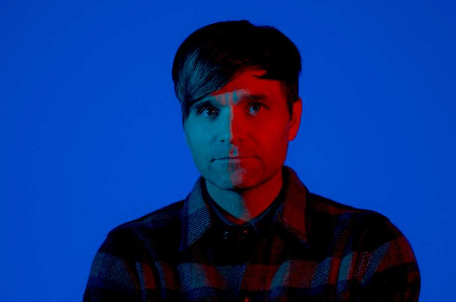 Benjamin Gibbard, frontman of revered emo band Death Cab for Cutie, performs at August Hall on Friday, Feb. 28, 2020 as part of Noise Pop 2020. Photo: Eliot Lee Hazel
