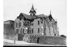 1906 earthquake damage to the Protestant Orphan asylum onWaller& Buchanan in San Francisco.