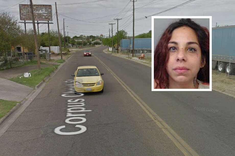 A woman lied about her identity during a routine traffic stop because she had a warrant out for her arrest, according to Laredo police. Photo: Courtesy