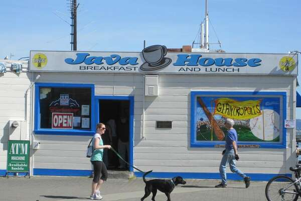 Java House, a historic restaurant on the San Francisco waterfront, is going through a rebrand.