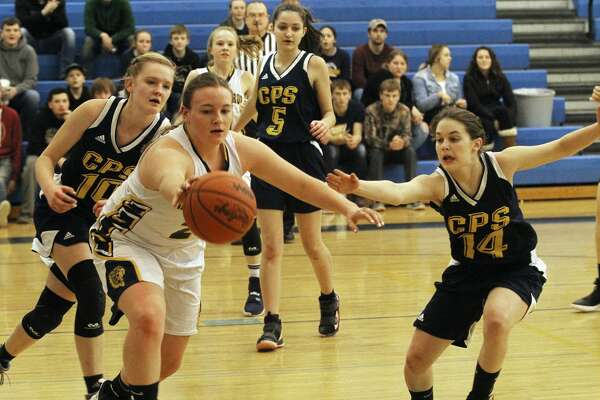 The North Huron girls basketball team picked up another win on Thursday night, this time against Carsonville-Port Sanilac.