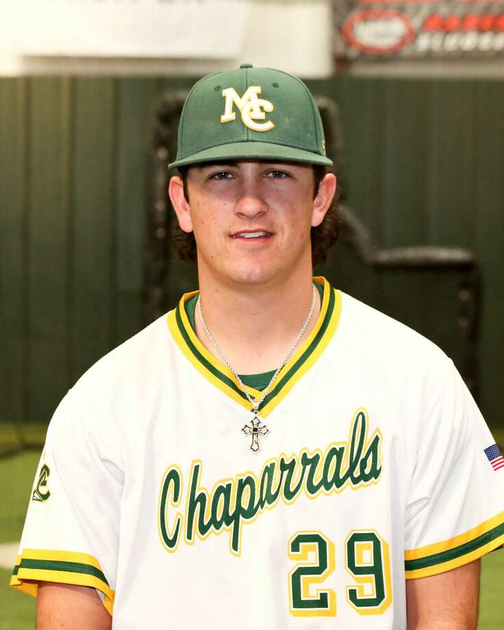 Midland College pitcher Brandon Chamberlain Photo: Midland College Athletics