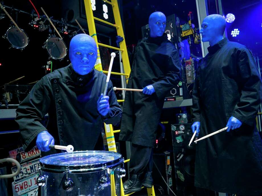 Midland Center for the Arts presents Blue Man Group this Friday through Sunday. Tickets are on sale now, available at midlandcenter.org, at the Center Ticket Office, or by calling 989-631-8250. Tickets starting at $26. (Photo provided) / ©2019 Joan Marcus