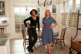 Kerry Washington and Reese Witherspoon star in Little Fires Everywhere