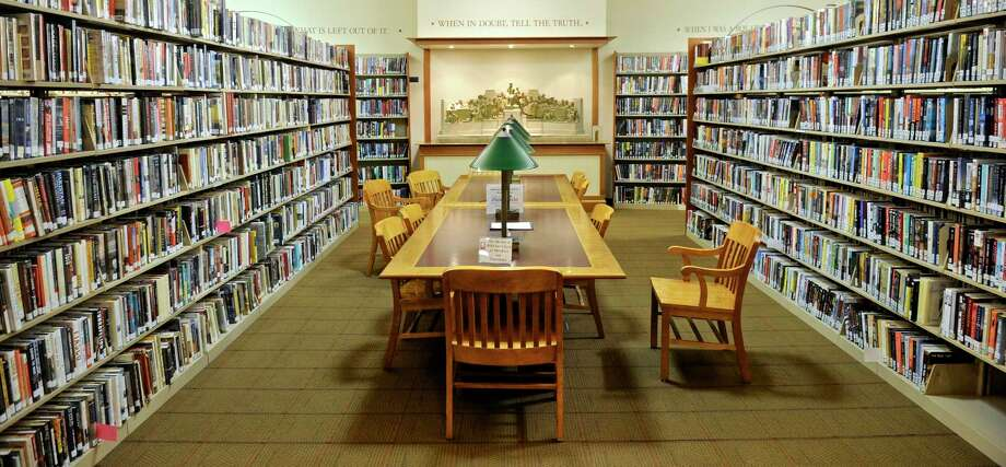 The Mark Twain Library. Tuesday, October 18, 2016, in Redding, Conn. Photo: H John Voorhees III / Hearst Connecticut Media / The News-Times