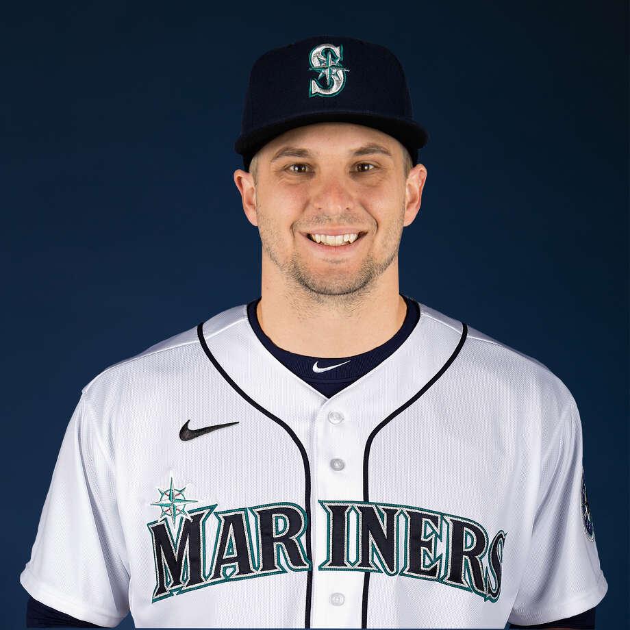 Seattle Mariners player Kendall Graveman. Photo: Seattle Mariners