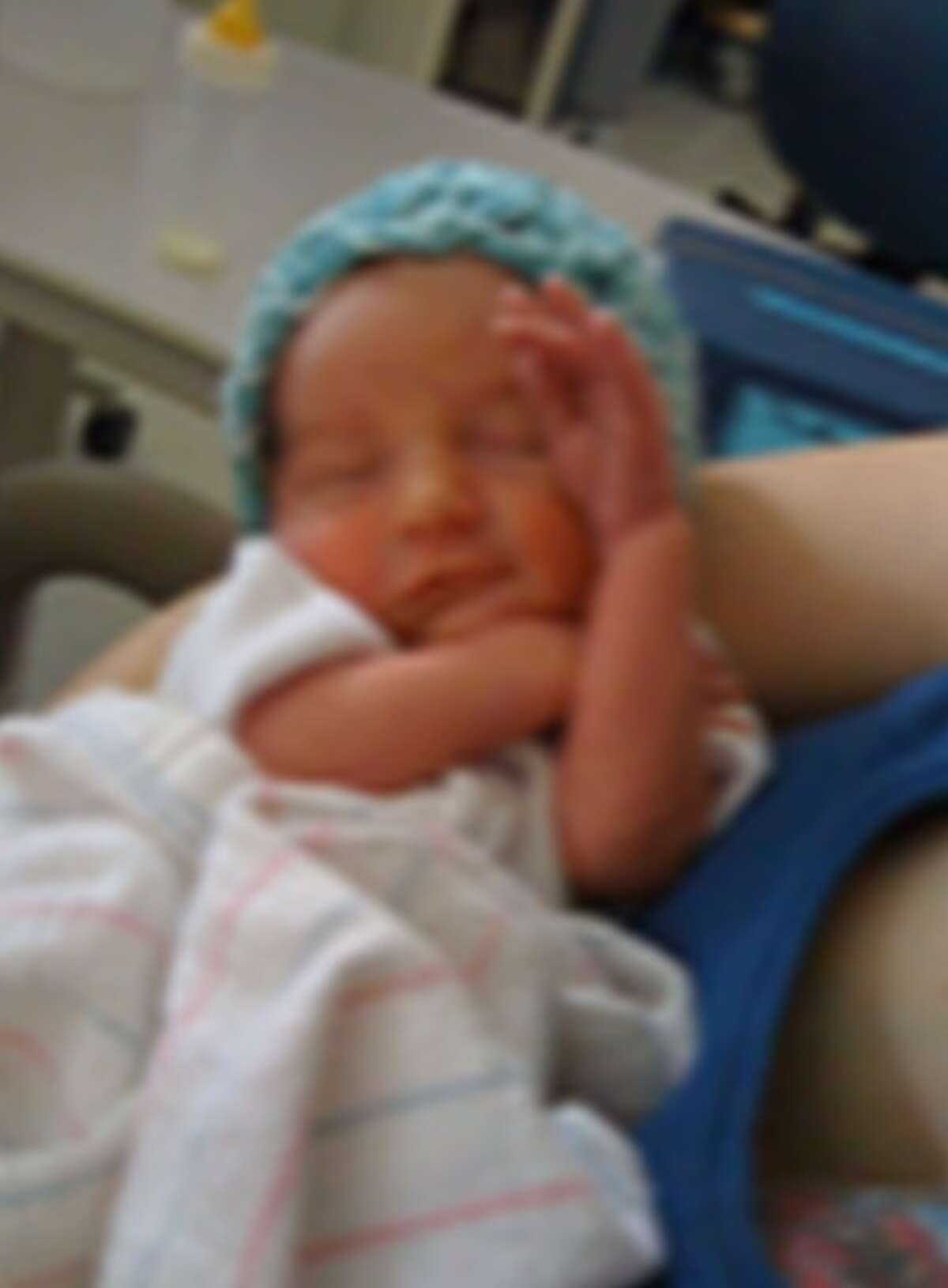 Photos of unidentified newborn babies as part of an active investigation.