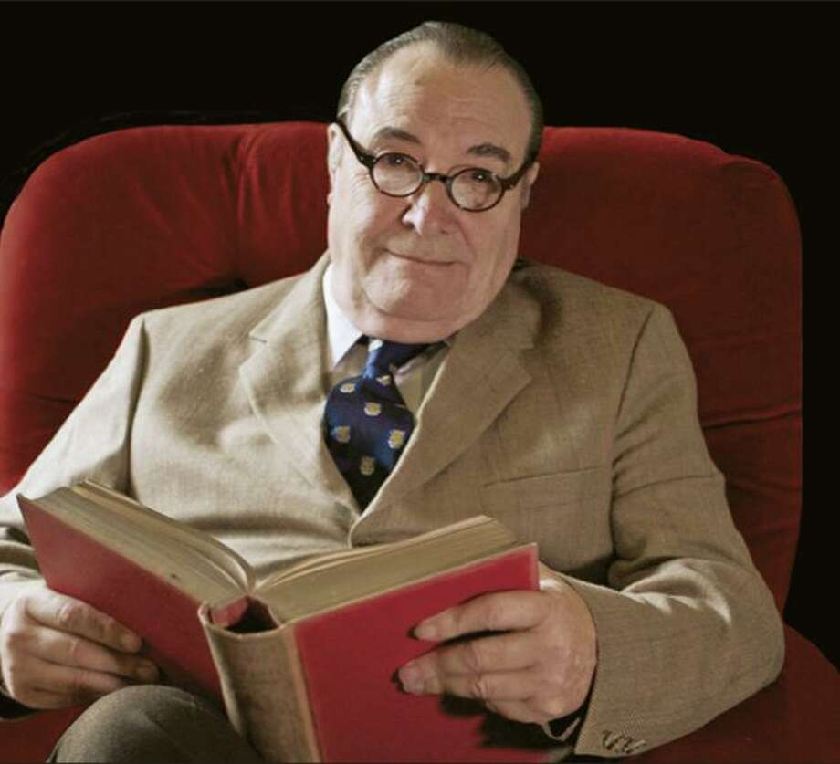 """An Evening with C.S. Lewis,"" a one-man show starring David Payne about the famed British author, is coming to Stamford's Palace Theatre on April 4. Photo: Palace Theatre / Contributed Photo"