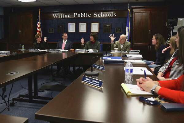 It was unanimous as Board of Education members vote to adopt the superintendent's proposed $84-million budget Thursday night.