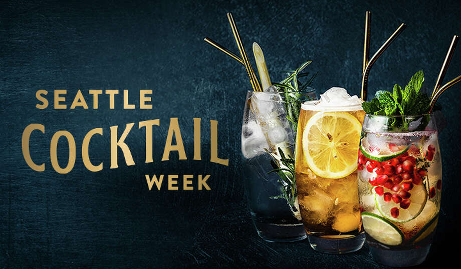 Seattle Cocktail Week is fast approaching, March 1-8. Photo: Courtesy Seattle Cocktail Week