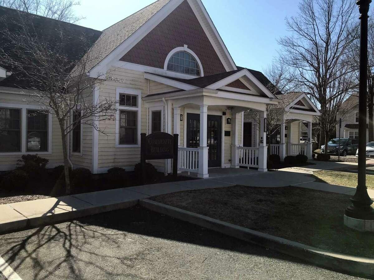 The Community building in Sasco Creek Village. Taken Feb. 21, 2020 in Westport, Conn.