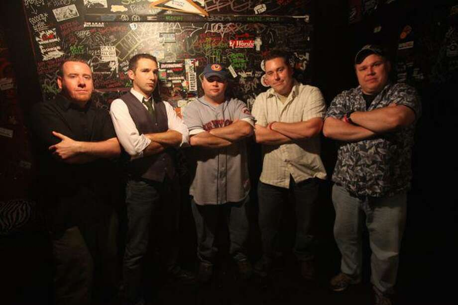 Irish-American bands Shilelagh Law, pictured, and Celtic Cross will perform March 8 at Empire Casino's sixth annual Irish Concert. Photo: Empire Casino / Contributed Photo