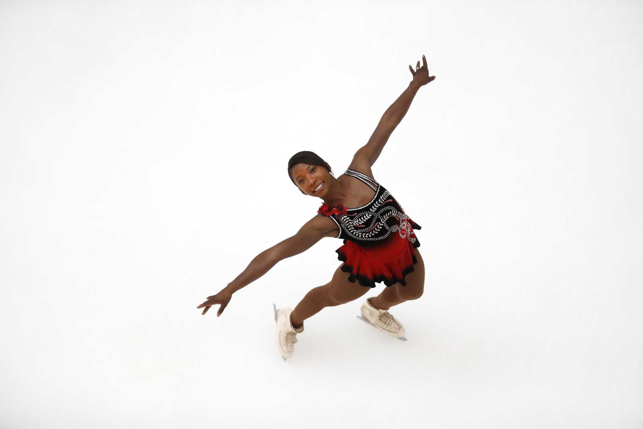 Galleria coach overcame a rare heart condition to become a figure skater