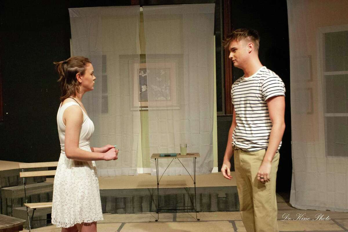 """Auditions for theOddfellows Playhouse Teen Repertory Company's """"Romeo and Juliet"""" are scheduled in March."""