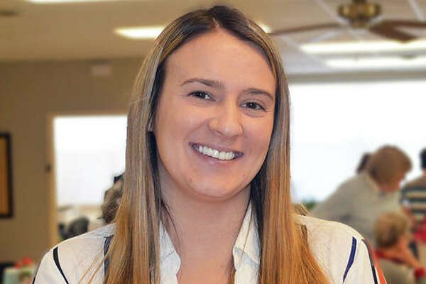 Angela Fraley is a new program coordinator at Main Street Community Center. Her duties include overseeing the center's meal delivery program.