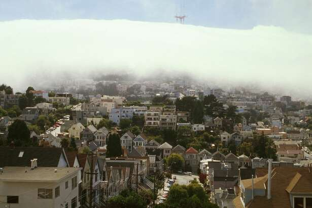 California, San Francisco, Noe Valley. (Photo by Education Images/Universal Images Group via Getty Images)