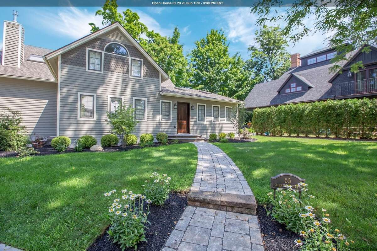 $1,049,000. 55 Greenfield Ave., Saratoga Springs, 12866. Open Sunday, Feb. 23, 1:30 p.m. to 3:30 p.m. View listing